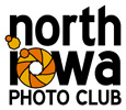 North Iowa Photo Club logo